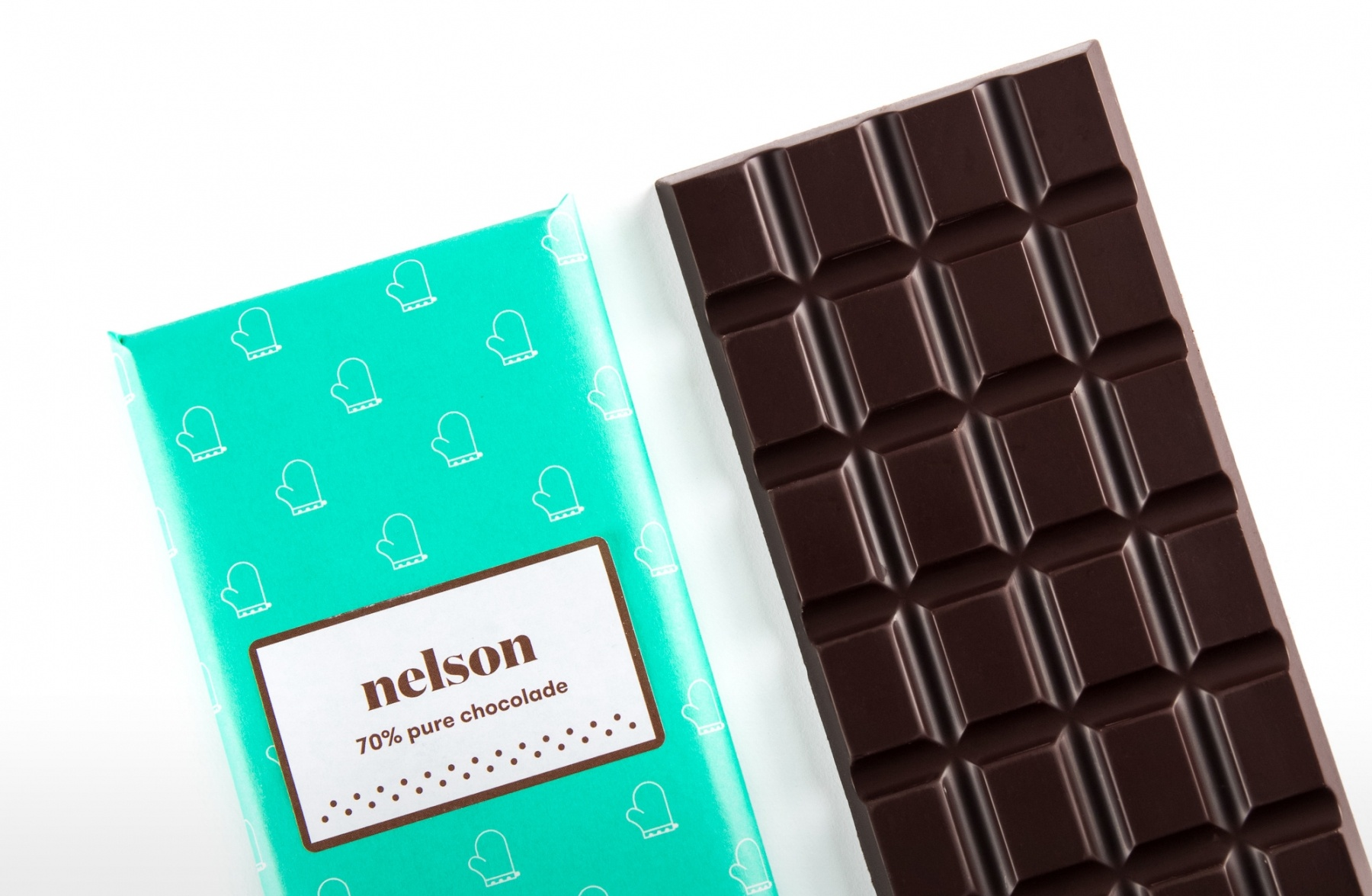 Nelson - 70 Pure chocolade